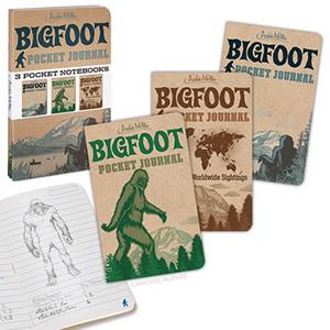 Big Foot Journals