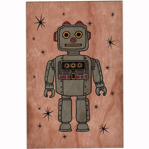 aka robot How The Robot Came To Life.