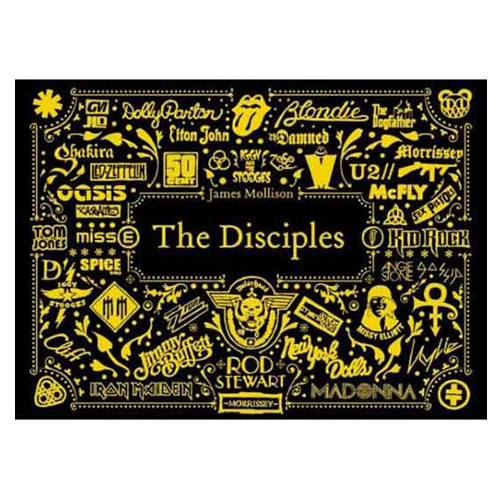 disciples Modern Tribes