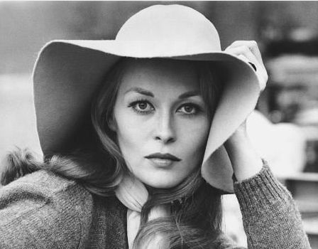 faye dunaway1 Captivating, Intriguing, Beautiful