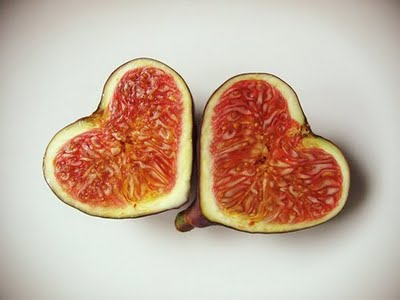 fig hearts The scents of summer