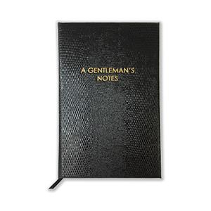 A Gentleman's Notes