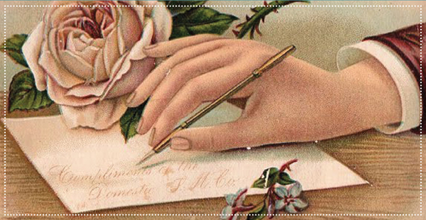 hand1 New Year, New Goal! Reclaiming the Lost Art of Writing in 2016