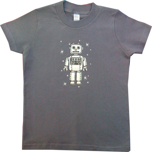 robot tee toddler1 How The Robot Came To Life.