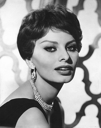 sophia Loren Captivating, Intriguing, Beautiful