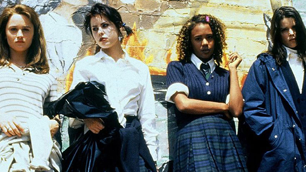 the craft Halloween Movie Party—Spitfire Girl Style!