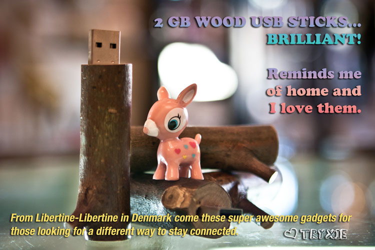 usb Tryxie Tuesday  Stay Connected