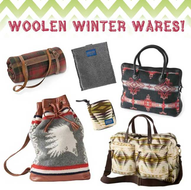 woolengoods Ready for winter
